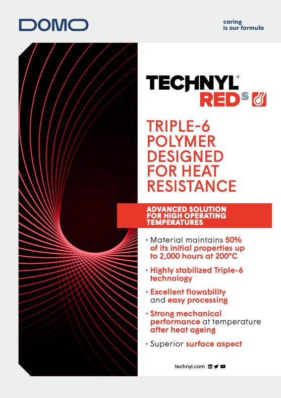 TECHNYL® RED S FLYER